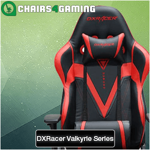 dxracer valkyrie series gaming chair