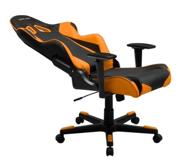 DXRacer RE0 can be adjusted to 135°