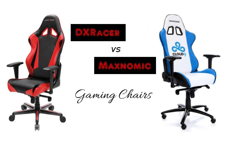 dxracer vs maxnomic